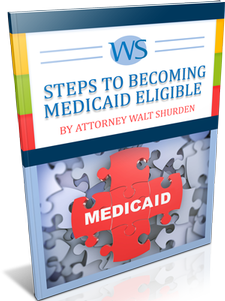 Free Information on the Steps to Becoming Medicaid Eligible